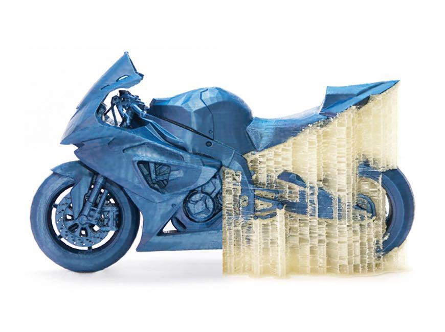 Picaso 3D Designer X Pro Testdruck